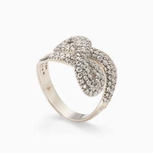 טבעת CELTIC DUNES בזהב אצילי ויהלומים