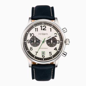 HS ID oversized עם לוח שעון אוף-ווייט
